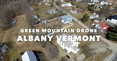 Green Mountain Drone aerial tour