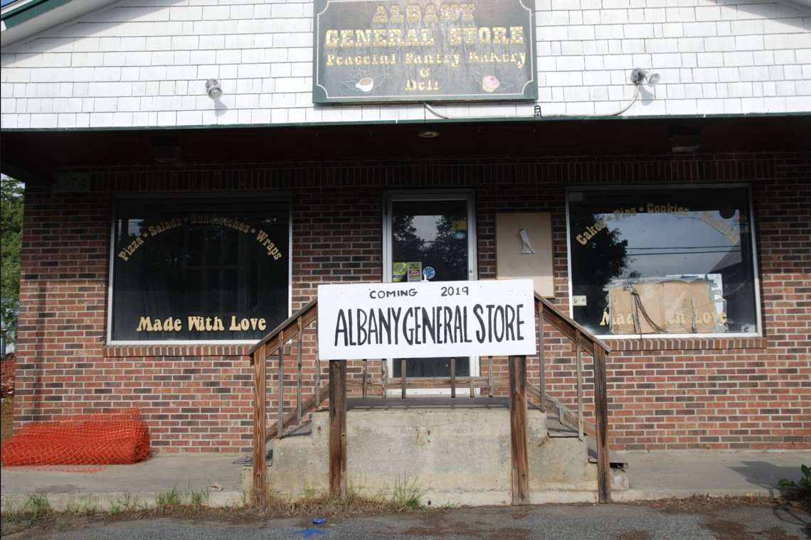 Tax Deductible Donations needed to restore the Albany General Store - Albany, VT