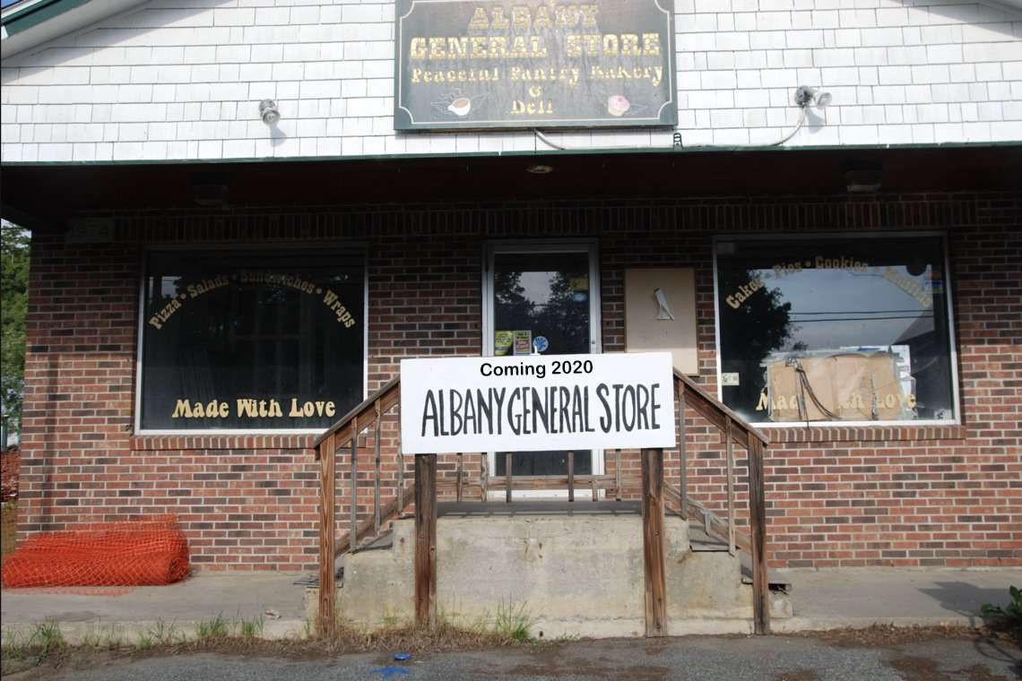 Albany General Store - Albany, VT - Closed
