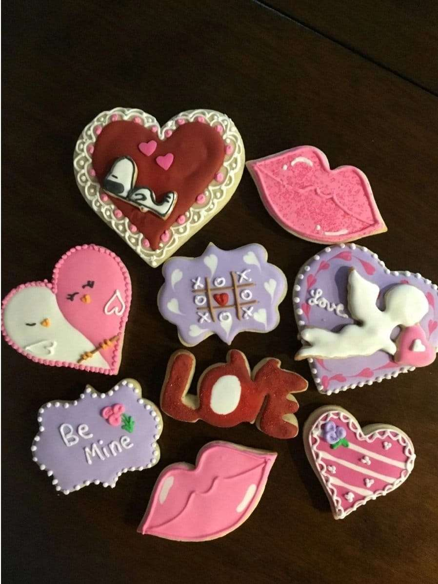 Special occasion cookies - Kingdom Sweets - Albany VT