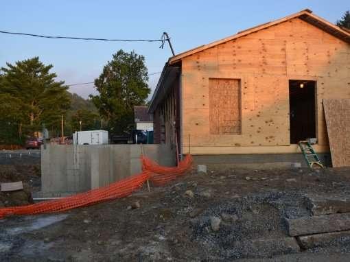 Albany-General-Store-renovation-community-room-foundation-2