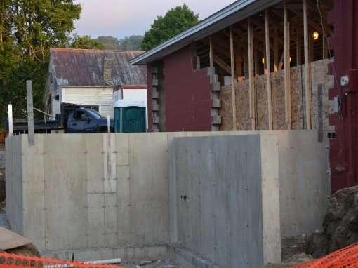 Albany-General-Store-renovation-community-room-foundation